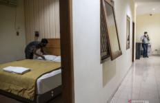 Pascapenolakan Warga, Kamar Isolasi COVID-19 Akhirnya Dibangun di Sini - JPNN.com