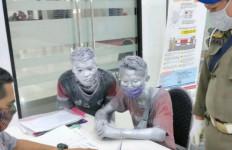 Manusia Silver Jadi Target Untuk Ditertibkan Selama Masa PSBB - JPNN.com