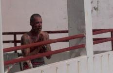Stres Akibat Lockdown, Dorong Istri dari Balkon - JPNN.com
