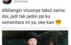 Iwan Fals Pasang Foto Kim Jong-un Jadi Gambar Profil Twitter - JPNN.com