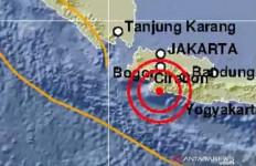 Jelang Buka Puasa, Gempa Magnitudo 5,0 di Sukabumi, Warga: Kencang - JPNN.com