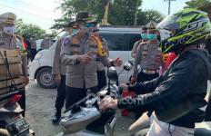 Polisi Bakal Pidanakan Pengguna Surat Bebas Corona Palsu untuk Mudik - JPNN.com