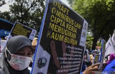 Tiga Tuntutan FSPMI Saat Momentum Peringatan Hari Buruh Internasional - JPNN.com