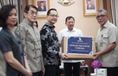 Bocorocco Serahkan Bantuan Rp 1 Miliar untuk Penanganan COVID-19 - JPNN.com