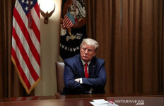 Lagi-Lagi, Twit Donald Trump Kena Tegur Twitter - JPNN.com