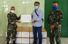 Program Protelindo Berbagi, Upaya Meringankan Beban Warga Terdampak COVID-19 - JPNN.com
