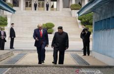 Tiba-Tiba Trump Terdiam saat Ditanya soal Kim Jong Un - JPNN.com