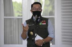 Menristek Beri Dukungan Ridwan Kamil Terkait Inovasi Alat Medis Covid-19 - JPNN.com