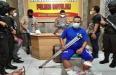 Semoga setelah Ditembak Polisi, Ari Wibowo Kapok dan Menjadi Orang Baik, Amin - JPNN.com