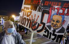 Ribuan Warga Israel Nekat Demo di Tengah Wabah Corona, Ini Tuntutan Mereka - JPNN.com