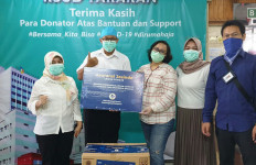 Asuransi Jasindo Beri Bantuan ke RS Rujukan Covid-19 di 6 Kota - JPNN.com