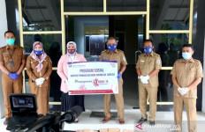 Apresiasi Kantor Perwakilan BI Sibolga untuk Bupati Cekatan Atasi Pandemi Corona - JPNN.com