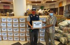 Gandeng Pemuda Pancasila, Tahir Foundation Donasikan 1.000 Paket Sembako - JPNN.com