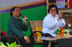 Didi Kempot Meninggal Dunia, Menteri Siti: Saya Kehilangan Seorang Sahabat - JPNN.com