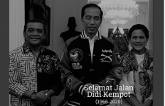 Ini Momen Terakhir Kali Presiden Jokowi Berkomunikasi dengan Didi Kempot - JPNN.com