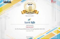 Bank BJB Dinobatkan Sebagai BUMD Terbaik Tahun 2020 - JPNN.com