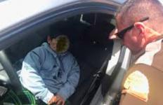 Polisi Tangkap Bocah 5 Tahun Karena Mengemudikan Mobil di Jalan Tol - JPNN.com