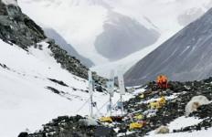 Huawei Pasang Tonggak 5G di Ketinggian Everest - JPNN.com
