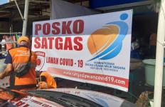PT PP Bersama 3 BUMN Pasok Bantuan Bahan Baku ke Posko Masak DKI Jakarta - JPNN.com