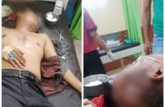 Info Terkini dari Polisi Soal Kades Joni yang Diserang Pakai Kapak saat Cek Pos COVID-19 - JPNN.com