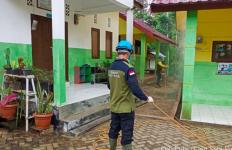 Personel Bakti Rimbawan di KalselTerjun LangsungBantu Pencegahan COVID-19 - JPNN.com