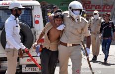 Ratusan Polisi Positif Terinfeksi Corona - JPNN.com