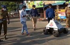 Cara Polisi India Awasi Pergerakan Warganya - JPNN.com