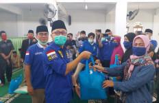 Zulkifli Hasan Perintahkan Seluruh Kader PAN Aktif Menyalurkan Bantuan untuk Masyarakat - JPNN.com