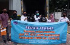 JICT Salurkan Bantuan Ramadan Untuk 2.100 Warga Jakarta Utara - JPNN.com