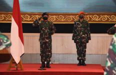 25 Perwira Tinggi TNI Naik Pangkat Termasuk Letjen TNI Moch Fachruddin, Selamat Bekerja! - JPNN.com