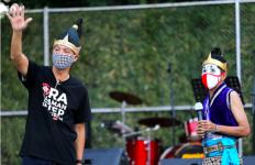 Ada Pertempuran Lawan Corona di Rumah Dinas Pak Ganjar: Modar Kowe! - JPNN.com