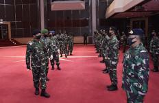 9 Perwira Tinggi TNI AL Naik Pangkat, Nih Daftar Namanya - JPNN.com