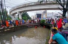Terpeleset, Bocah Tiga Tahun Tenggelam di Dam Aliran Sungai Baung - JPNN.com