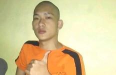 Penampakan YouTuber Ferdian Paleka yang Kini Botak di Dalam Tahanan - JPNN.com