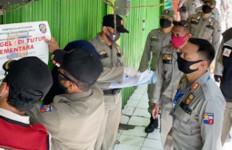 8 Toko di Kota Bogor Disegel karena Langgar PSBB - JPNN.com