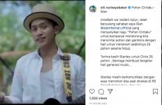 Penyanyi Muda itu Meninggal Dunia, Menteri Siti: Terima Kasih Stanley untuk Cinta 25 Pohon - JPNN.com