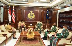 Pelibatan Pejabat TNI AL di Kepengurusan Saka Bahari Harus Dimaksimalkan Lagi - JPNN.com