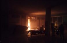 Polisi Ungkap Dugaan Penyebab Kebakaran di RSUD Nagekeo NTT - JPNN.com
