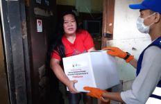 Human Initiative Salurkan Bantuan Ramadan di Permukiman Padat Penduduk - JPNN.com