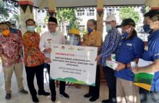Perangi Corona, Petrokimia Gresik Gelontorkan Dana Bantuan Miliaran Rupiah - JPNN.com