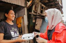 PSI Bagikan Belasan Ribu Paket Makanan kepada Warga Pademangan - JPNN.com