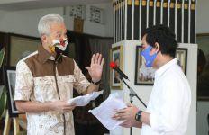 Cuma Gibran Rakabuming dan Ganjar Pranowo yang Tahu Obrolan Selama 3 Menit Itu - JPNN.com