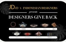Lawan Virus Corona, JD.id Berkolaborasi dengan 9 Desainer Indonesia - JPNN.com