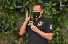 Kasus Positif Corona Melejit, Bamsoet Minta Pemerintah Lakukan Ini - JPNN.com