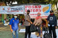 Begini Cara Feby Sahroni Membantu Masyarakat saat Pandemi Corona - JPNN.com