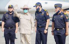 Importasi Bantuan Alat Kesehatan Terus Difasilitasi, Menhan Prabowo Berikan Apresiasi - JPNN.com