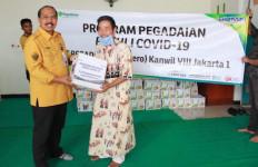 PT Pegadaian Serahkan Paket Bantuan untuk Seniman Jakarta - JPNN.com