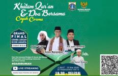 Baznas DKI Jakarta Adakan Khataman Alquran dan Doa Bersama Online - JPNN.com