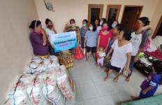 INDODAX Salurkan Sembako Kepada Ratusan Warga dan Sejumlah Panti Jompo - JPNN.com