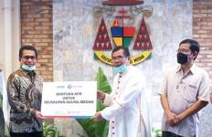 Pelindo I Salurkan APD ke RS dan Puskesmas di 4 Provinsi - JPNN.com